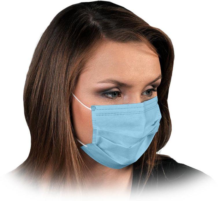 REIS Higēniskā maska zila